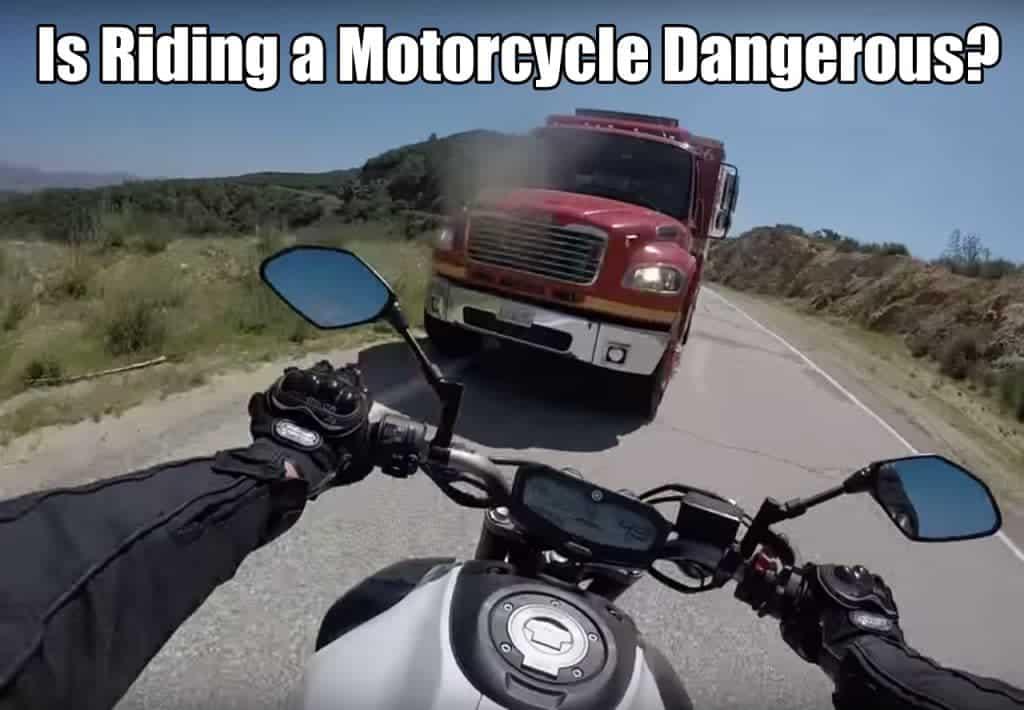 Motosiklet tehlikeli mi