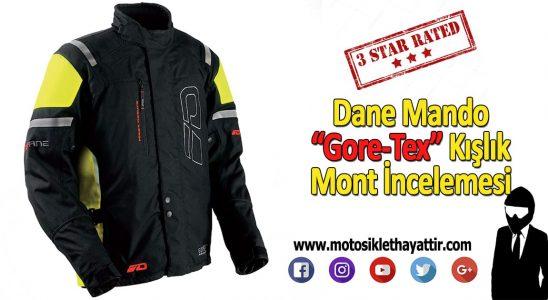 Dane Mando Gore-Tex