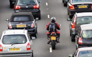 Trafik ve Motosiklet