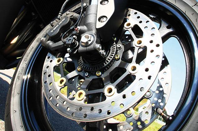 İkinci el motosiklet - ABS kontrolü