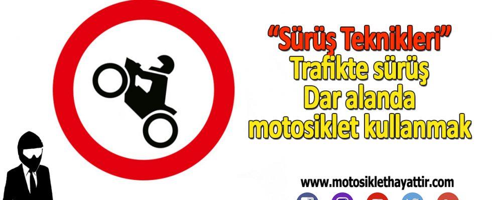 Trafikte Sürüş