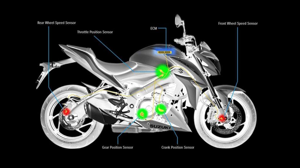 sürücüsüz motosiklet